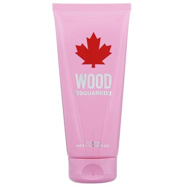 DSQUARED2 WOOD POUR FEMME SHOWER GEL 200ML