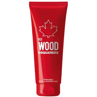 DSQUARED2 WOOD RED SHOWER GEL 200ML