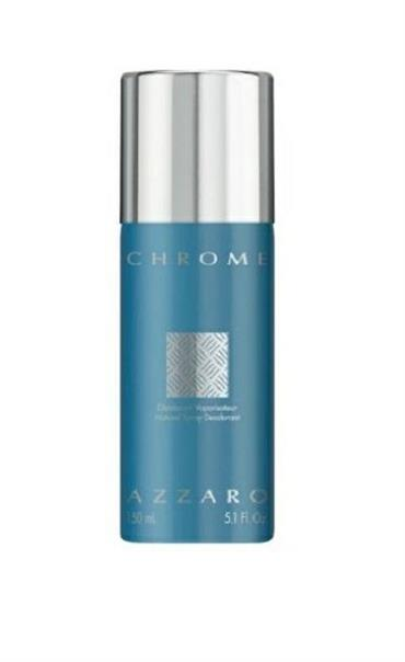 AZZARO CHROME DEO 150ML VAPO