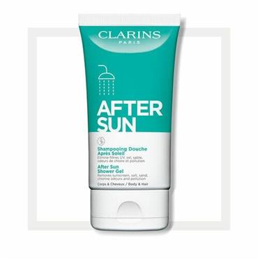 CLARINS SOLAIRE AFTER SUN SHAMPOING DOUCE 150ML