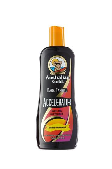 AUSTRALIAN GOLD DARK TANNING ACCELERATOR 250ML LOTION