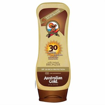 AUSTRALIAN GOLD KONA COFFEE LOTION SPF30 237ML