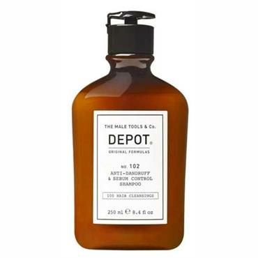 DEPOT 102 ANTI-DANDRUFF&SEBUM CONTROL SHAMPOO 250ML