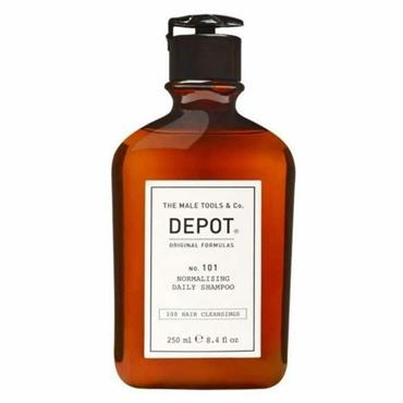DEPOT 101 NORMALIZING DAILY SHAMPOO 250ML