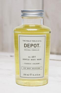 DEPOT 601 GENTLE BODY WASH CLASSIC COLOGNE 250ML