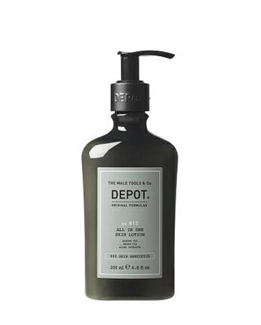 DEPOT 815 ALL IN ONE SKIN LOTION 200ML