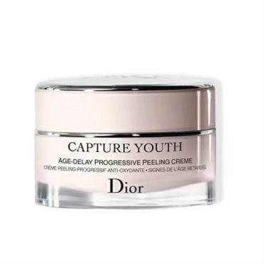 DIOR CAPTURE YOUTH CREME PEELING SLEEVE 50ML
